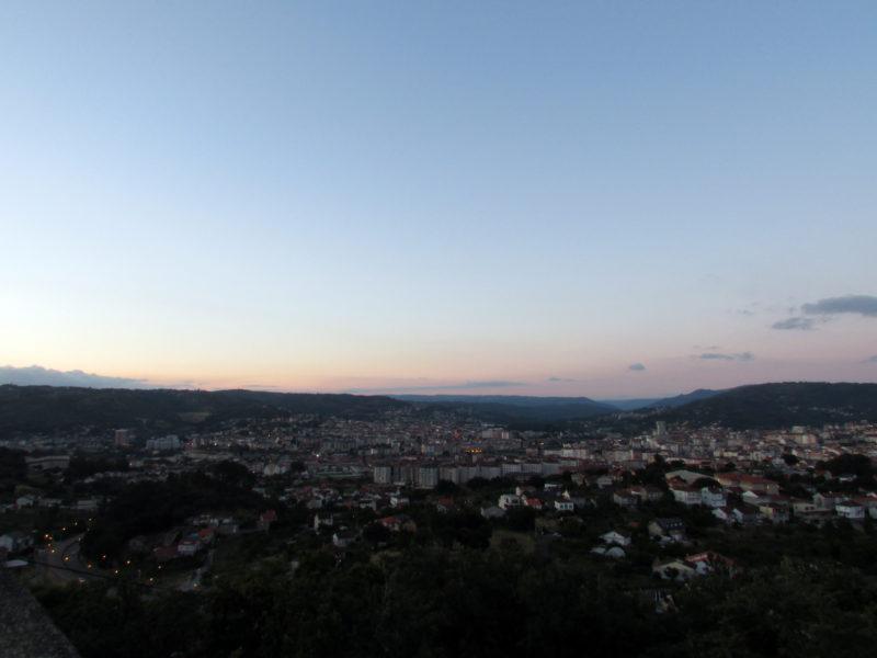 Panorámica de la Ciudad de Ourense