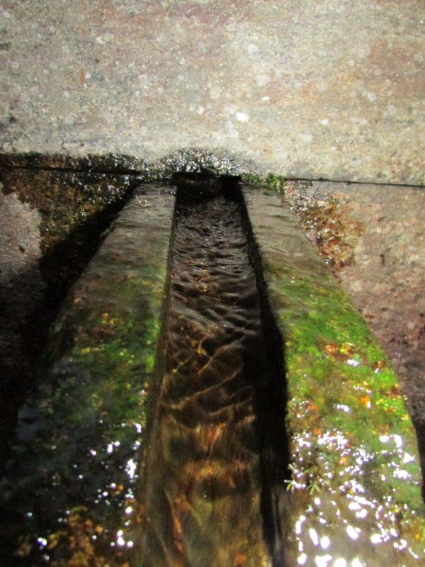 Fuente de Agua en Sarreaus