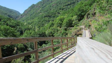 Photo of Pasarelas y cañón del Rio Mao