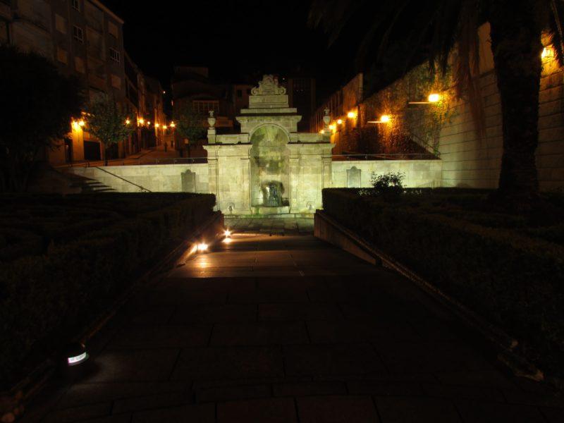 As Burgas Ourense