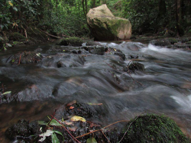 Os Muiños, Barbadás -  agua