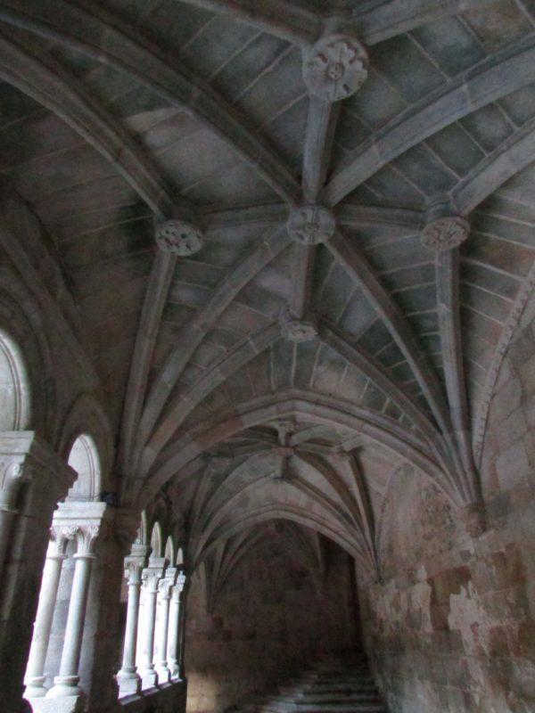 Monasterio de Santo Estevo - Claustro