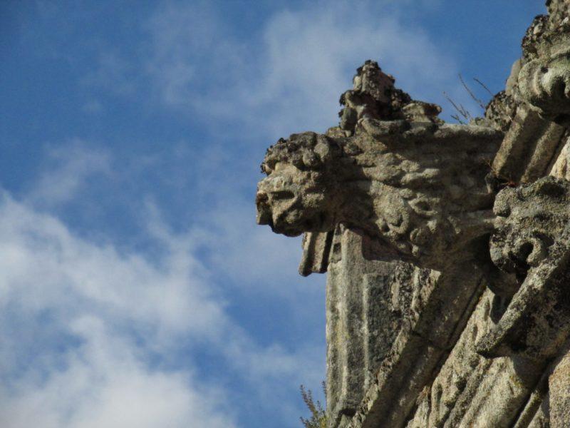 Monasterio de Santo Estevo - Exterior