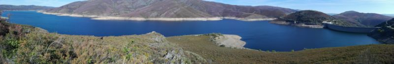 Embalse de As portas