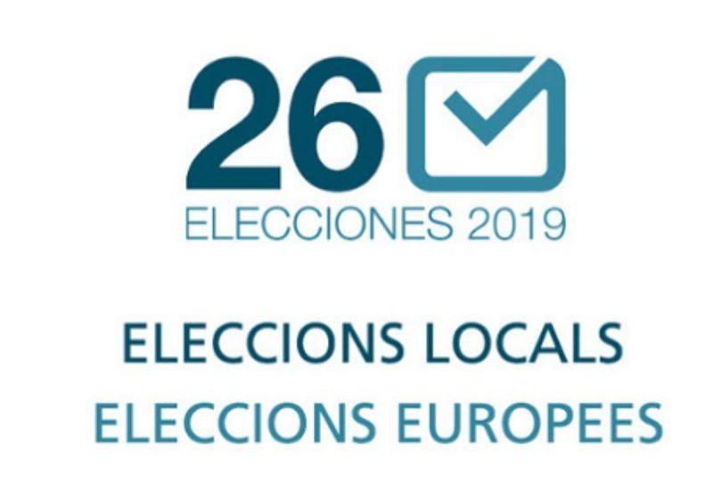 Municipales 2019 Alcaldes