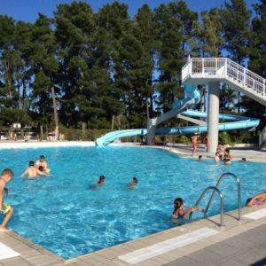 Abren las piscinas de Monterrei