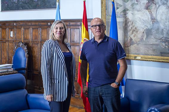 Colaboración entre Diputación y Expourense