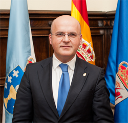 Manuel Baltar presidente de la Diputación de Ourense