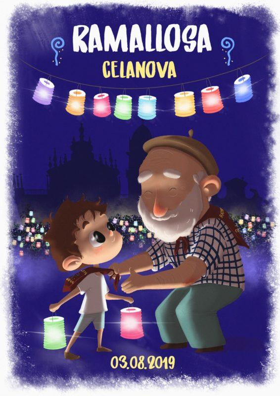 Ramallosa en Celanova