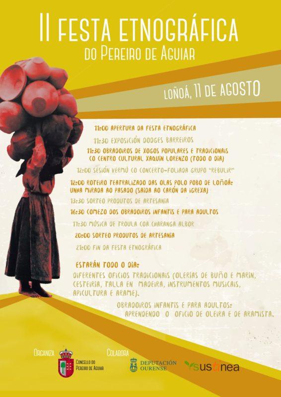 II Festa etnográfica programa