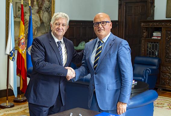 Acuerdo entre Diputación y Ayuntamiento de Ourense