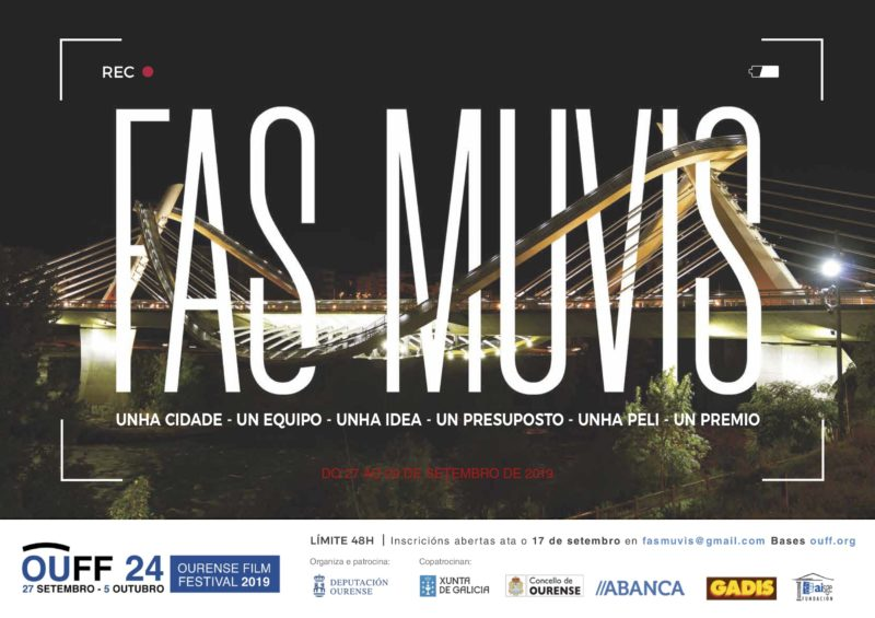 Cartel del Ourense Film Festival