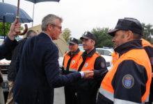Equipamiento para Protección Civil