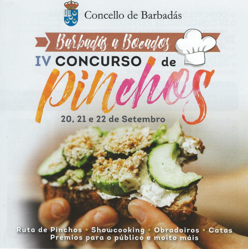 Premios del Concurso de Pinchos
