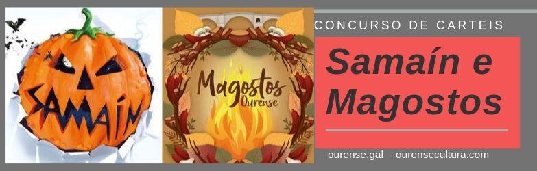 Concurso de Carteles en Ourense