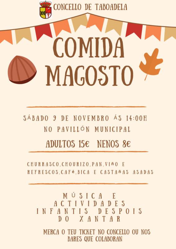 Magosto Popular en Taboadela