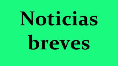 Photo of Noticias Breves 23 de Octubre