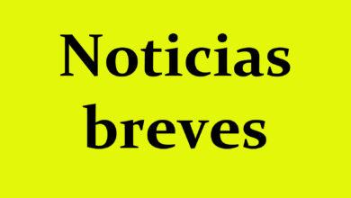 Photo of Noticias breves 15 de Octubre