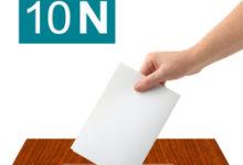 Candidaturas por Ourense para las elecciones