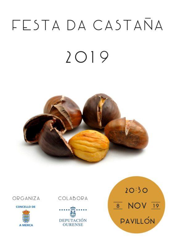 Magosto en A Merca 2019