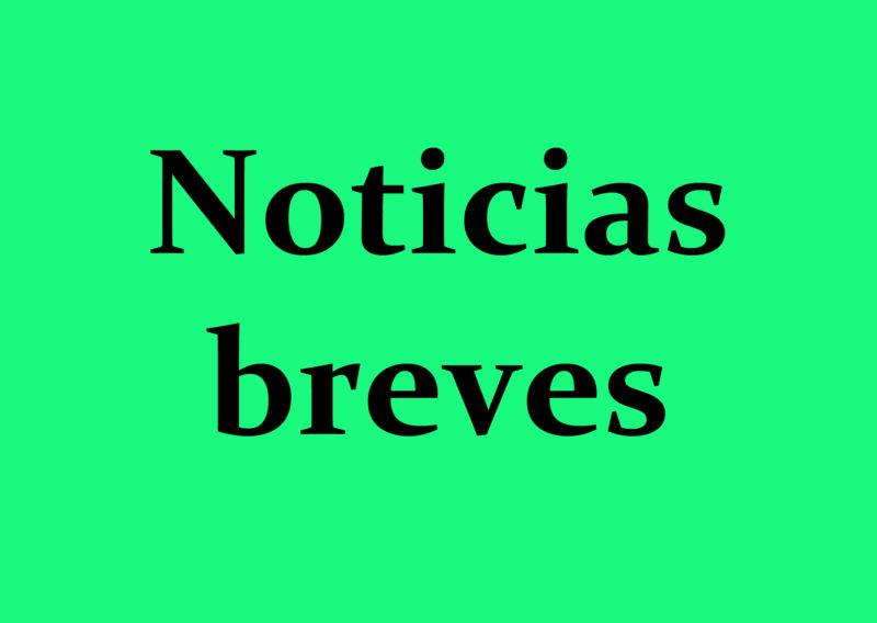Noticias Breves 3 de Noviembre