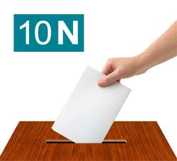 Resultados electorales 10 de Noviembre