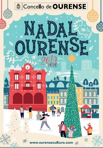 Programación de Navidad en Ourense