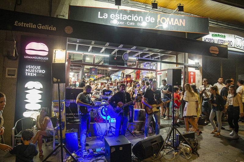 La Estación de Lomán - Ourense