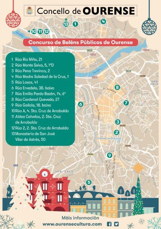 Concurso de Belenes de Ourense