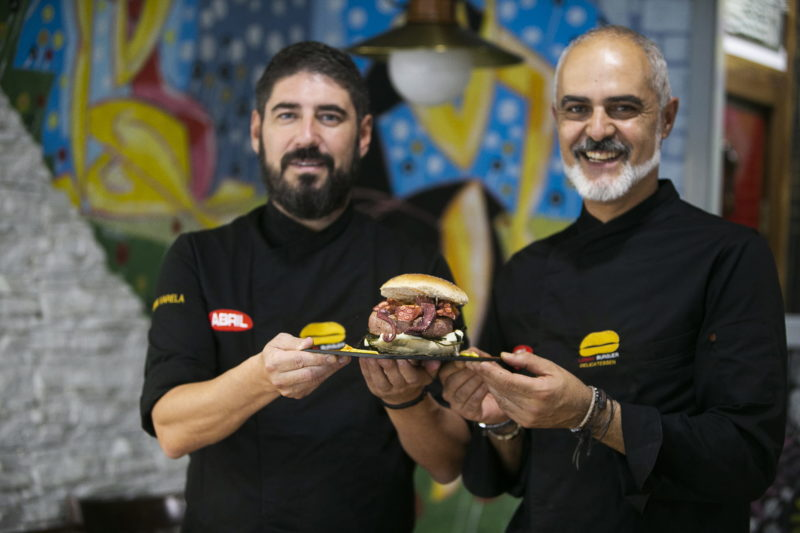 La mejor Hamburguesa de Galicia