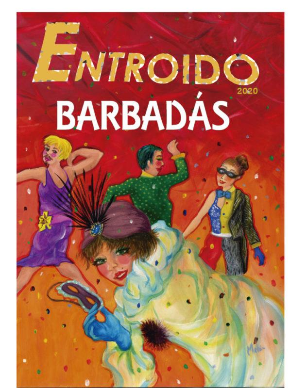 Cartel del Carnaval de Barbadás