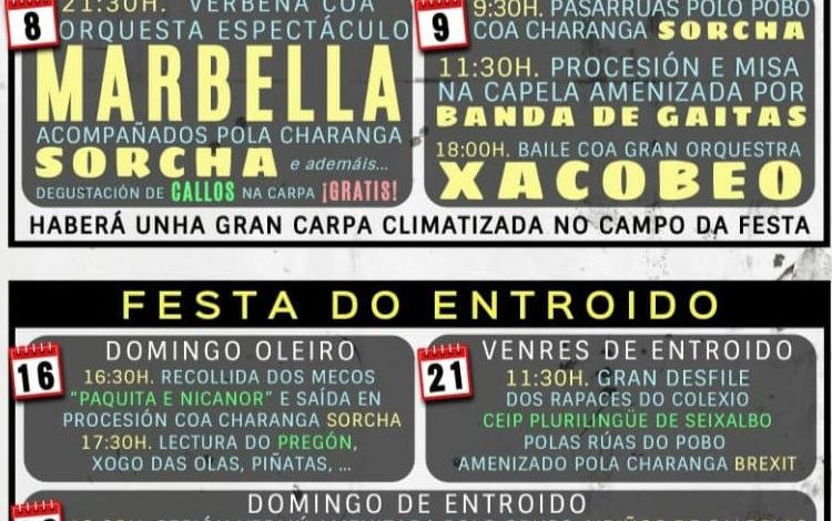 Photo of Entroido de Seixalbo 2020