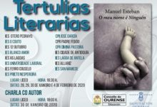 Photo of Tertulias literarias con Manuel Esteban
