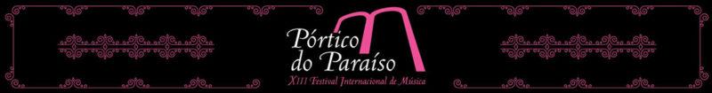 Festival Internacional de Música Pórtico do Paraíso