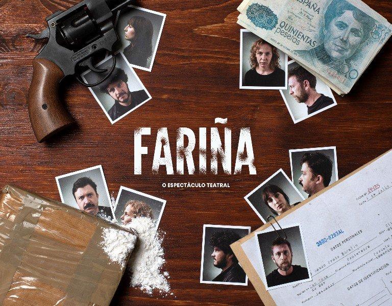 Fariña en el Auditorio de Ourense