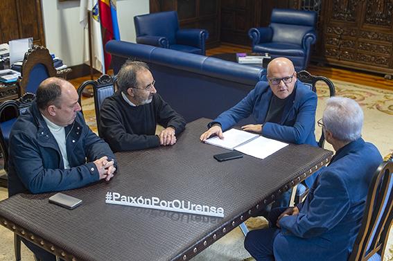 Liceo y Diputación de Ourense hablan de termalismo