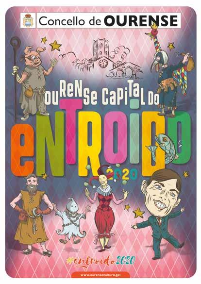 Entroido de Ourense 2020