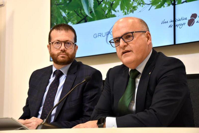 Diputación y Grupo Cuevas apoyan la castaña