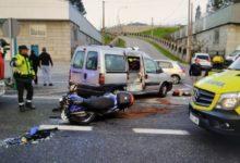 Photo of Grave accidente en San Cibrao