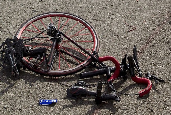 Fallece el ciclista atropellado en Xinzo