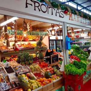 Fruta y verdura a domicilio