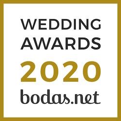 Profesionales de bodas con premio