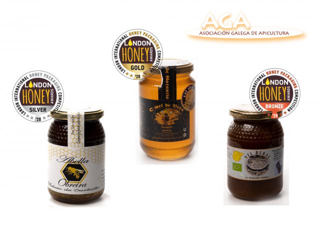 Ourense tiene buena miel