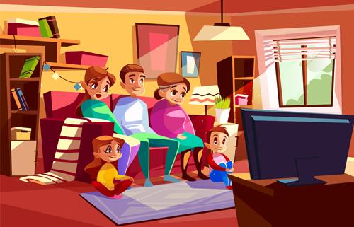 Dibujos animados como agentes educativos