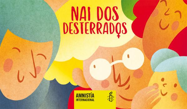 Nai dos Desterrados tiene sangre de Ourense