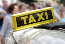 Photo of Roban un bar y piden un taxi