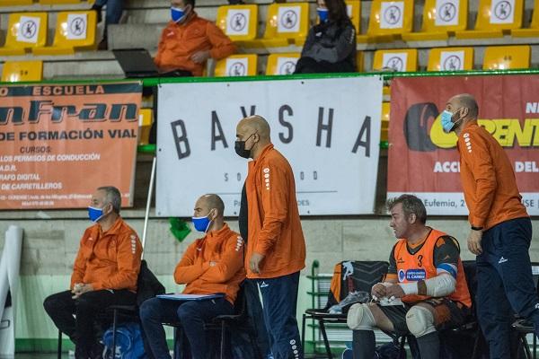El Sala Ourense ilusiona pese a la derrota