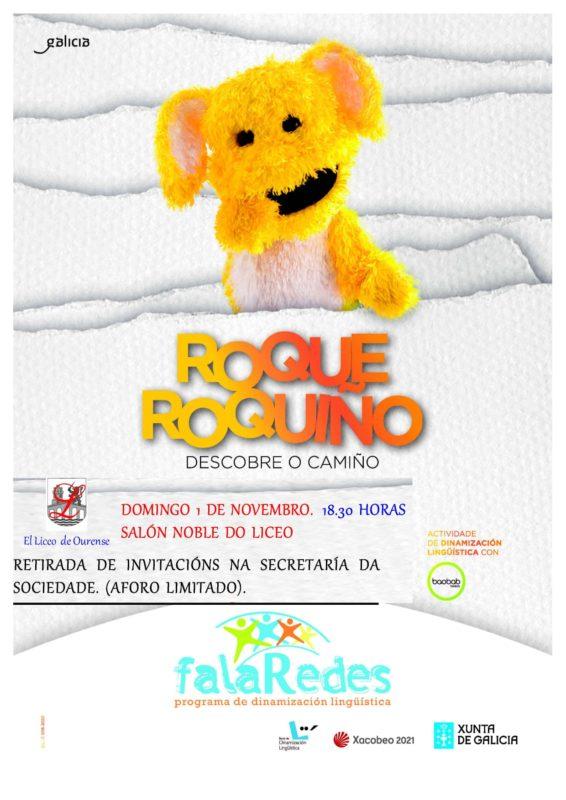Espectáculo infantil en el Liceo de Ourense