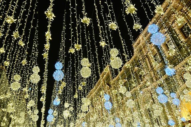 Debate sobre el alumbrado de navidad en Ourense