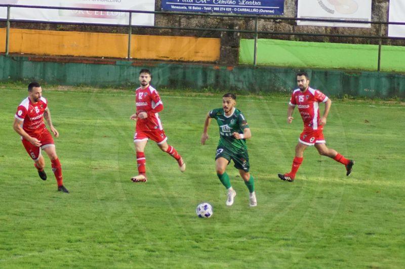 Mala jornada para el futbol en tercera división